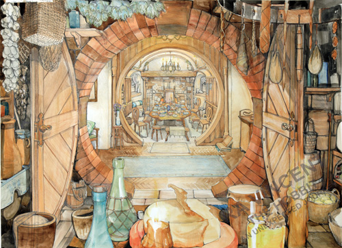 Bag end Pantry_RV